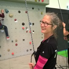 Der 4. Detmolder Kindersporttag – Klettern in der Kletterhalle DAV Sektion Lippe-Detmold