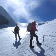 Grundlegende Techniken für Bergsteiger (12.01.2017)