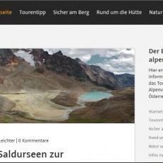 alpenvereinaktiv.com nun auch mit eigenem Blog