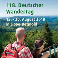 Der 118. Deutsche Wandertag in Lippe