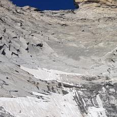 Achtung an alle Bergsteiger