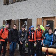Bericht: Alpinklettern auf der Steinseehütte 2018